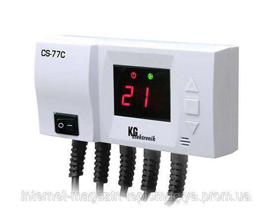 Контроллер KG Elektronik CS-77