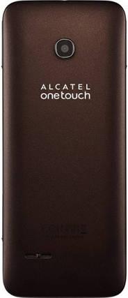Мобильный телефон Alcatel 2007D Dark Chocolate , фото 2