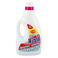 Пятновыводитель и отбеливатель жидкий для тканей Wirek 1л
