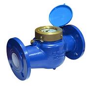 Счетчик холодной воды многоструйный Gross MTK-UA Ду 50 фланец (водомер, водосчетчик)