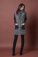 Пальто женское молодежное. Код модели П-05-41-16