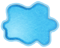 Чаша под бассейн Рица WaterWorld (стоимость чаши указана для базовой комплектации бассейна), фото 1
