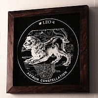 Большое интерьерное панно созвездия Льва
