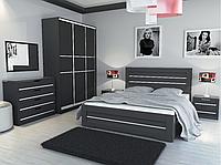Спальный гарнитур Соломия со шкафом-купе тм Неман