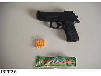 Пистолет 231-1 с пульками кул.20*11 ш.к.JH100527069PB/720/(231-1)
