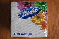 Бумажная салфетка Диво 33*33 100 штук