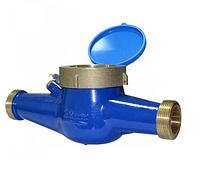Счетчик холодной воды (водомер, водосчетчик) многоструйный Gross MTK-UA Ду 32 + штуцера
