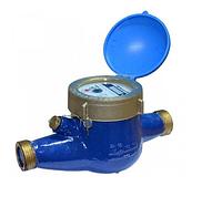 Счётчик холодной воды многоструйный Gross MTK-UA Ду 20 + штуцера