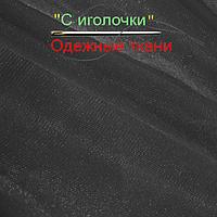 Фатин средней жесткости (3м) серый