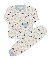 Пижама детская для мальчиков.Размеры 1-4 года