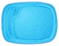 Композитный бассейн WaterWorld Тахо (стоимость чаши указана для базовой комплектации бассейна)