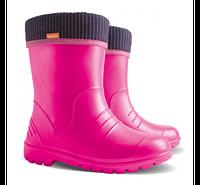 Резиновые сапоги DEMAR DINO DINO f (розовые)