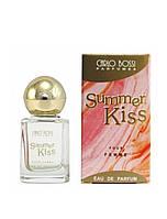 Парфюмерная вода для женщин Summer Kiss мини, 10 мл (Carlo Bossi)