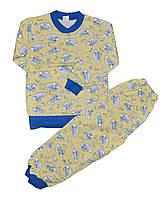 Пижама детская для мальчиков. размеры 1-4 года