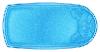 Композитный бассейн WaterWorld Леман (стоимость чаши указана для базовой комплектации бассейна)