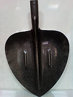 Лопата из рельсовой стали МАТиК совковая щебеночная (ЛСЩ).