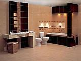 Кафель,ванная комната. Дизайн  Интерьеров в Харькове Строительство Коттеджей, фото 3