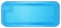 Чаша для бассейна WaterWorld Виктория (стоимость чаши указана для базовой комплектации бассейна)