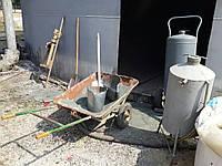 Пескоструйная обработка металла до степени очистки S =2,5 и покраска металлических конструкций резервуаров РВС