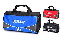 Сумка спортивная DUFFLE BAG ZEL GA-4118 (PL, р-р 44х23х25,5см, цвета в ассортименте)