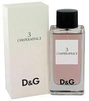 Туалетная вода D&G Anthology L`Imperatrice 3