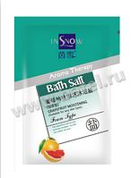 INSNOW. Соль для тела ароматическая «Грейпфрут» (пакет)