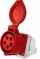 Розетка E.next e.socket.pro.5.16, 5P 380V 16A