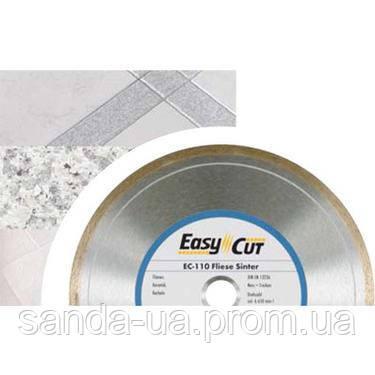 Диск алмазный замкнутое кольцо115х22х7 мм CEDIMA, EC110, Easy-Cut,  (керамика, плитка)