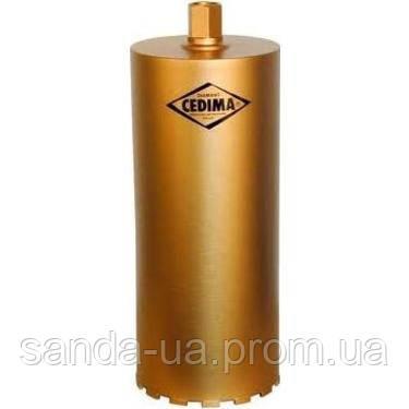 Коронка алмазная CEDIMA,  диаметр 350мм,  длина 450 мм,