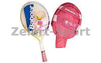 Ракетка для большого тенниса юниорская BABL 140094-100 B FLY 110 JUNIOR
