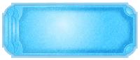 Композитный бассейн WaterWorld Торренс (стоимость чаши указана для базовой комплектации бассейна), фото 1