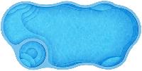 Чаша для бассейна WaterWorld Майами (стоимость чаши указана для базовой комплектации бассейна), фото 1
