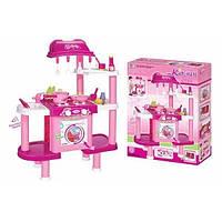 Детская кухня 008-32 со стиральной машинкой
