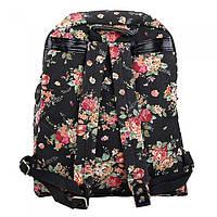 Рюкзак сумка цветы