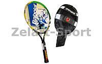 Ракетка для большого тенниса юниорская BABL 140088-100 BALLFIGHTER 140 JUNIOR