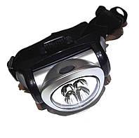Фонарь налобный Bailong BL-050/4c LED