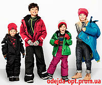 Детские куртки, ветровки, плащи, пальто, жилеты демисезонные