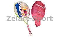 Ракетка для большого тенниса юниорская BABL 140095-100 B FLY 125 JUNIOR