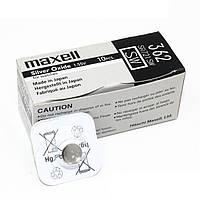 Часовая батарейка Maxell 362/ SR721SW