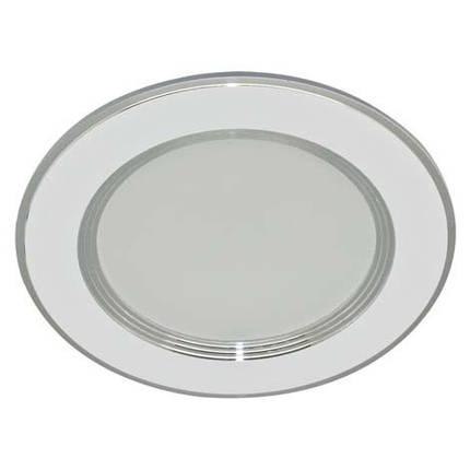 Светодиодная панель Lemanso LM 453 7W 4000K кругл. белый  Код.58727, фото 2