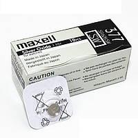 Часовая батарейка Maxell 377/ SR626SW