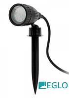Ландшафтный LED светильник Eglo Nema1 3Вт 200Лм с теплым светом, IP44