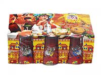 Подарочный набор рюмок КАЗАКИ 6шт. 50мл