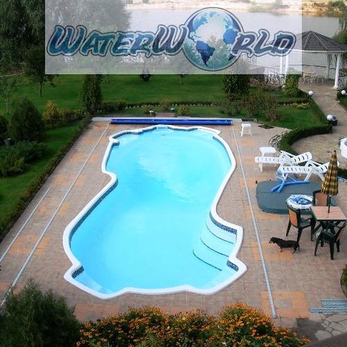 Композитные бассейны WaterWorld (Украина)
