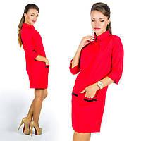 Красное платье 15571
