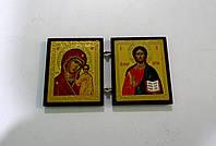 """Икона """"Казанская и Иисус Христос"""""""