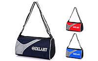 Сумка спортивная Боченок DUFFLE BAG ZEL GA-4124 (PL, р-р 39х29х21см, цвета в ассортименте)