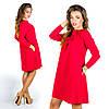 Красное платье 152045