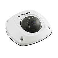 IP камера Hikvision DS-2CD2542FWD-IWS 4Мп f=2.8мм ИК=10м micro SD-128Гб аудио Wi-Fi, фото 1