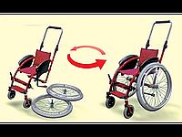"""Кресло-коляска детское модель Артем 120 """"Ассоль"""""""